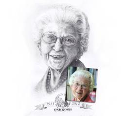 commemorative portrait